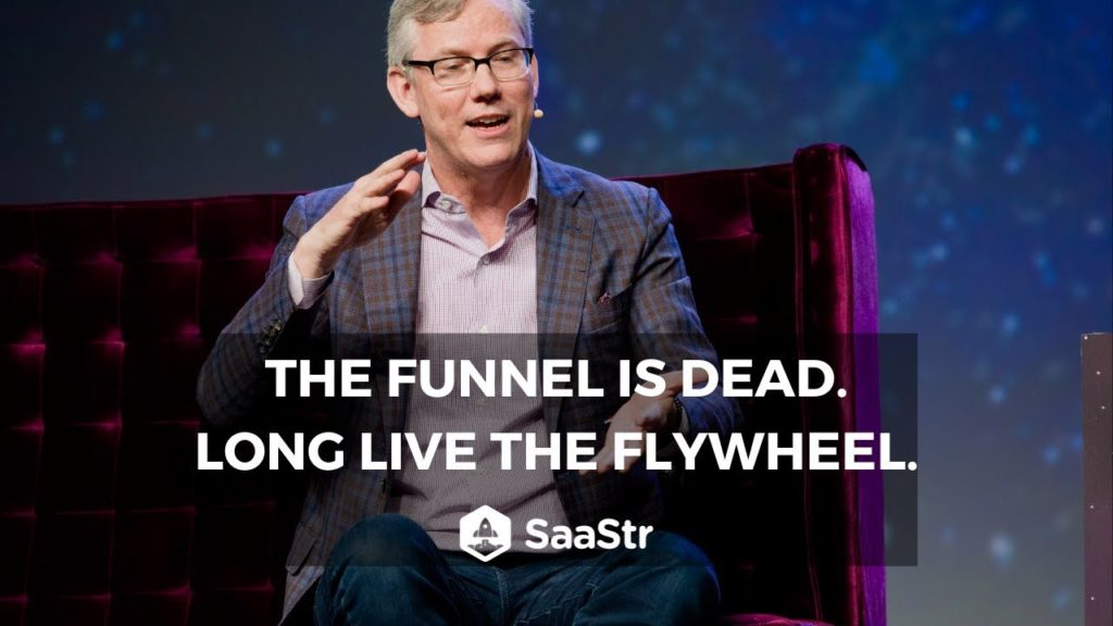 Hubspot CEO Brian Halligan Discusses The Reinvention Of The Marketing Funnel [VIDEO]