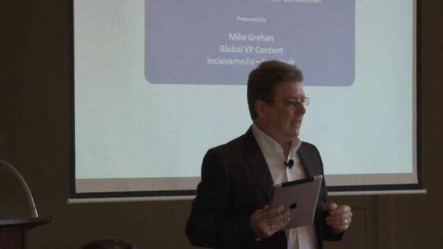 Mike Grehan: Search & The Connected Consumer