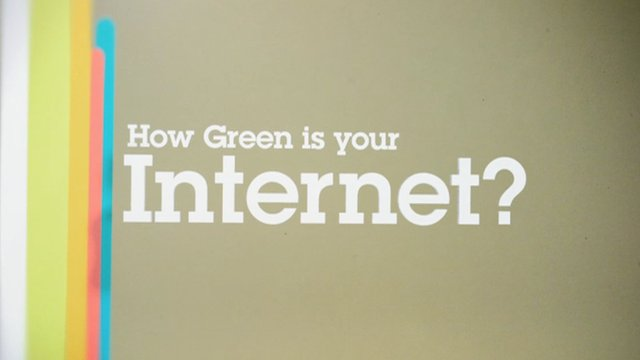 Internet Energy Consumption