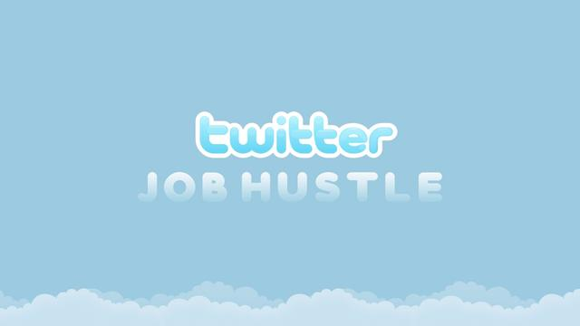 Twitter Tactic For Job Hunting