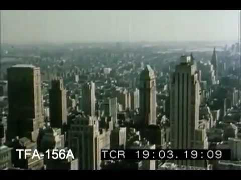 1962 New York Promotional Film