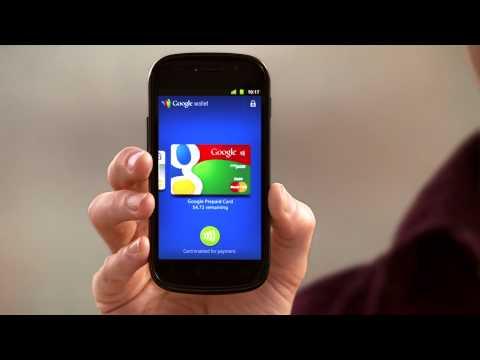 Google Wallet Demonstration