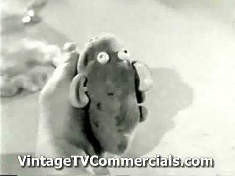 Mrs & Mrs. Potato Head Commercial