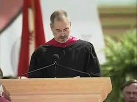 Steve Jobs' 2005 Stanford Commencement Speech