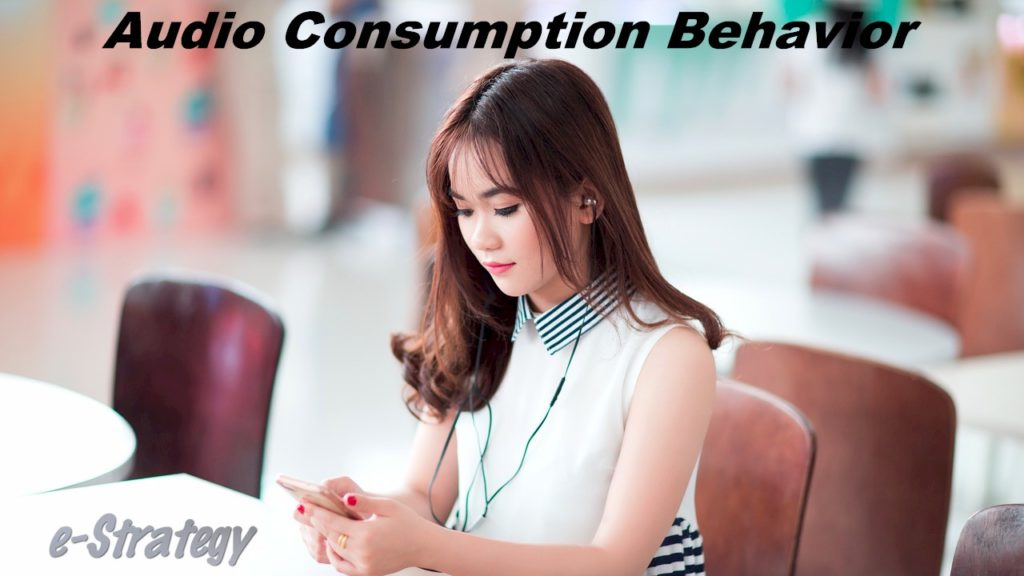 Audio Consumption Behavior